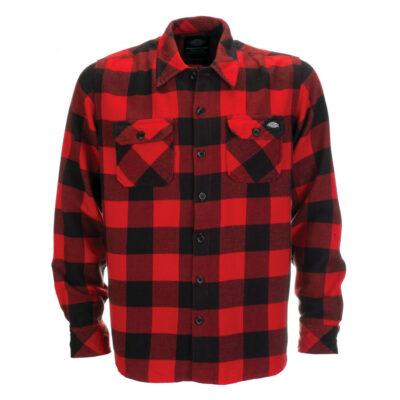 Dickies - Sacramento Shirt - Red
