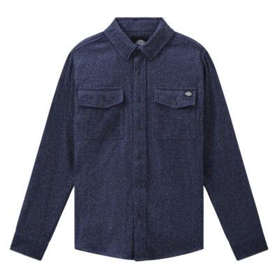 Dickies - Woodmere Shirt - Dark Blue