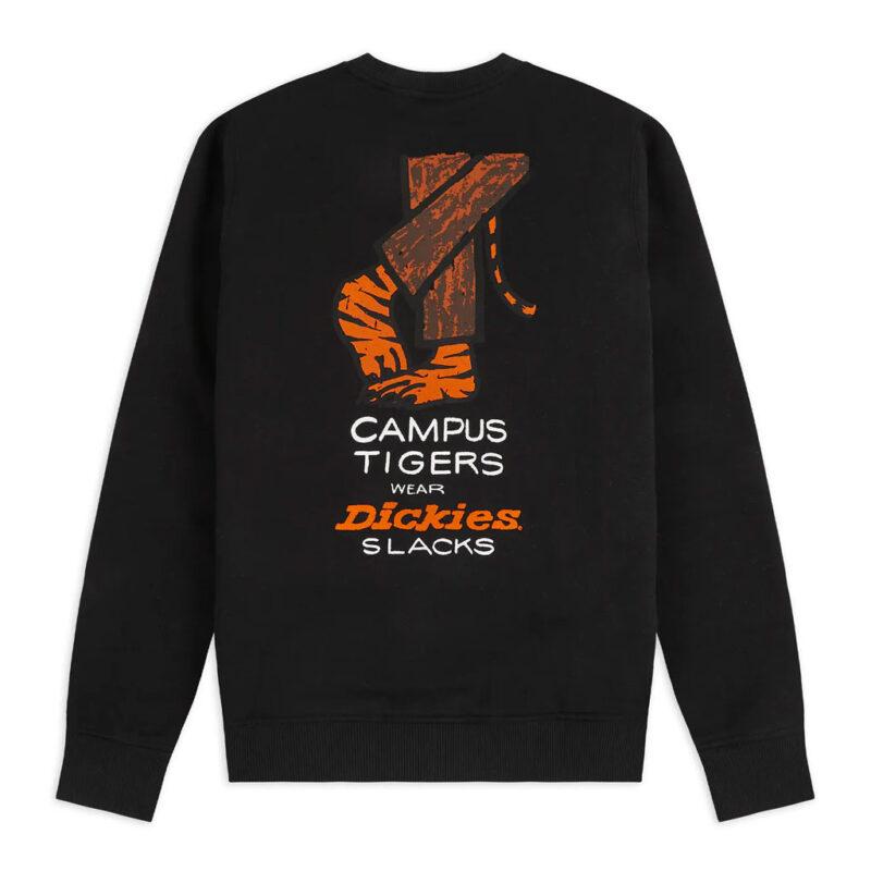 Dickies - Schriever Sweatshirt - Black