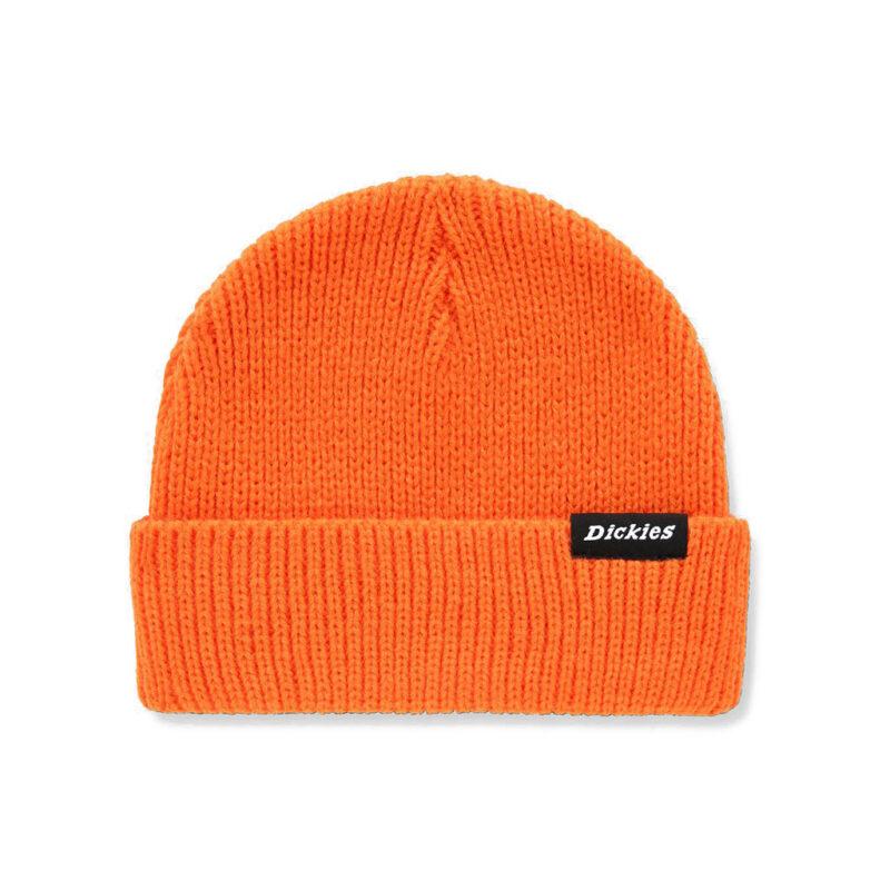 Dickies - Woodworth Beanie - Bright Orange