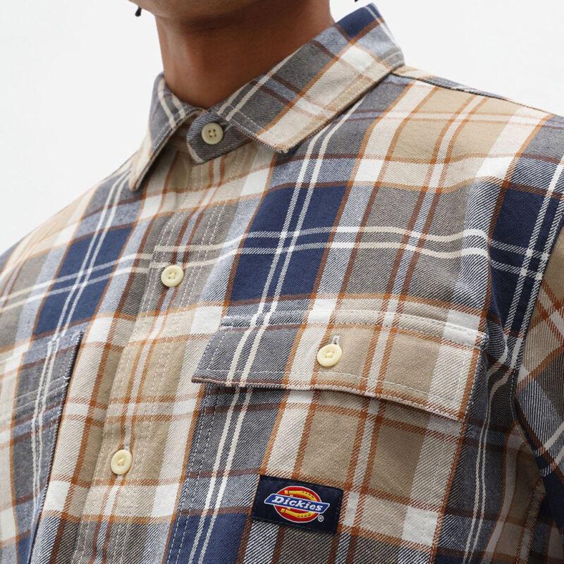 Dickies - Chisana Shirt - Khaki