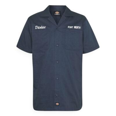 Dickies - Halma Shirt - Navy