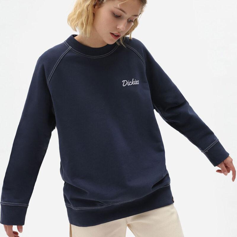 Dickies - Halma Sweatshirt - Navy Blue