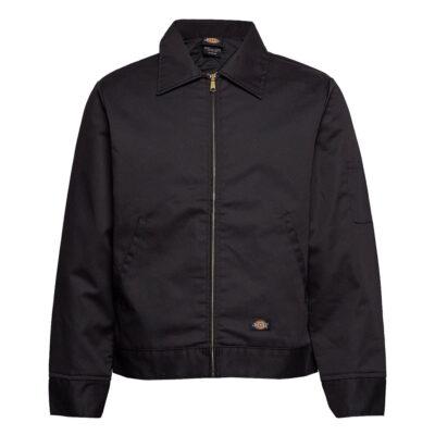 Dickies - Lined Eisenhower Jacket - Black