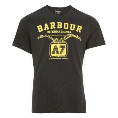 Barbour International - Legendary A7 Tee - Forest