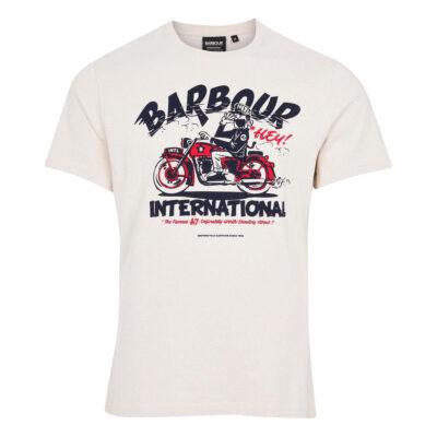 Barbour International - Legendary A7 Tee - Mist