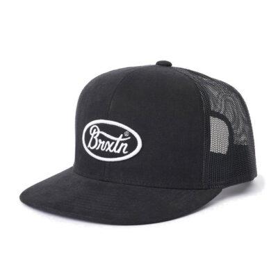 Brixton - Parsons Mesh Cap - Black