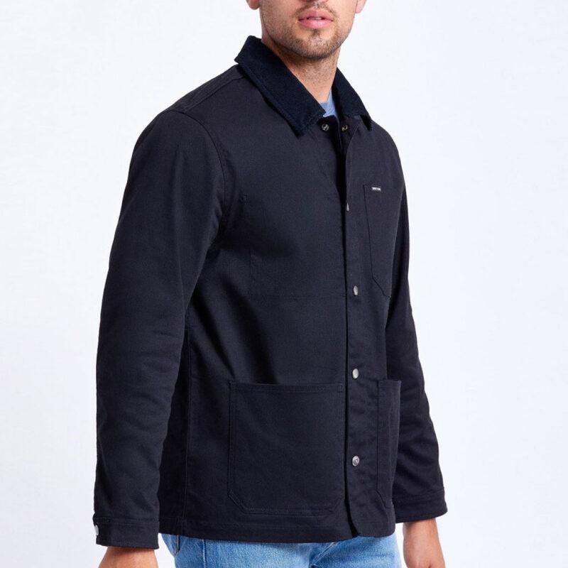 Brixton - Survey Chore Coat - Black