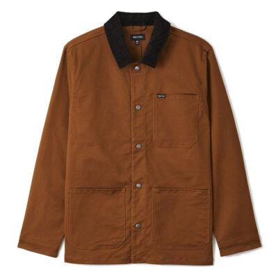 Brixton - Survey Chore Coat - Washed Copper