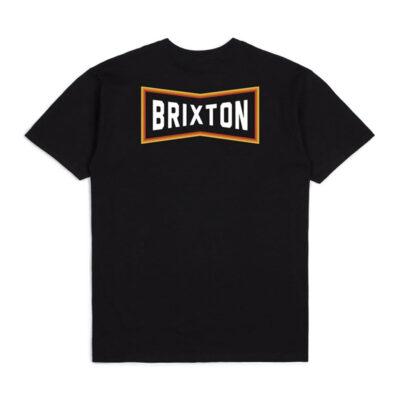 Brixton - Truss Tee - Black