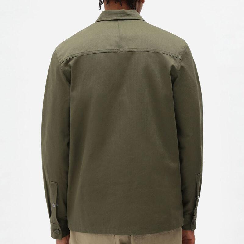 Dickies - Funkley Shirt - Military Green