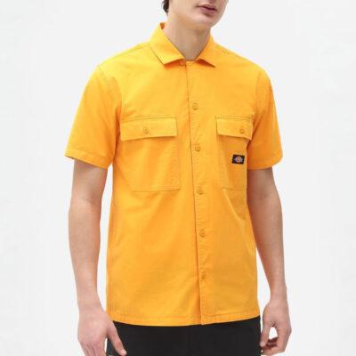 Dickies - Paynesville Shirt - Cadnium Yellow