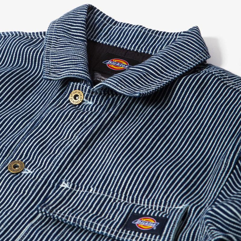 Dickies - Morristown Jacket - Hickory Stripe