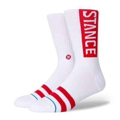 Stance - OG - White/Red