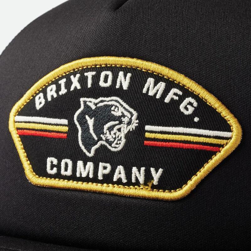 Brixton - Rampant Mesh Cap - Black