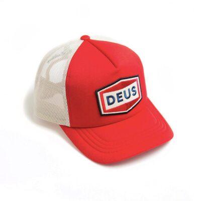 Deus Ex Machina - Speed Stix Trucker - Red