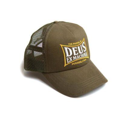 Deus Ex Machina - Twinbox Trucker - Bark