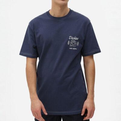 Dickies - Halma Tee - Navy Blue