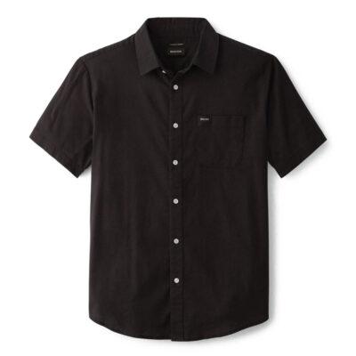 Brixton - Charter Oxford Shirt - Black