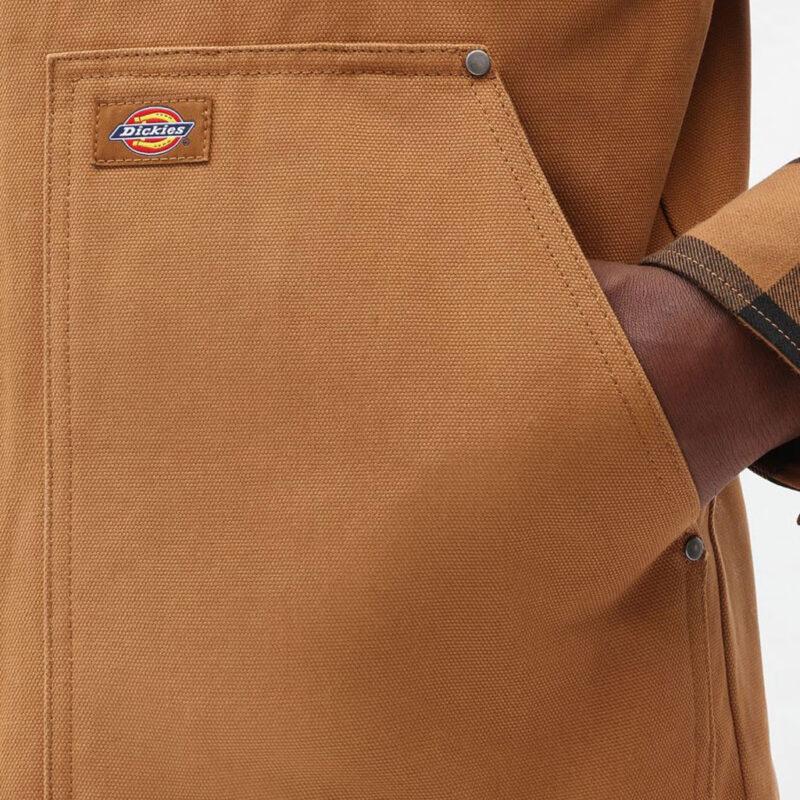 Dickies - Duck Canvas Vest - Brown Duck