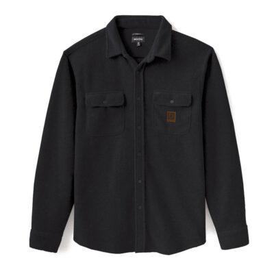 Brixton - Bowery Arctic Stretch Fleece - Black