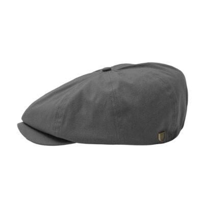 Brixton - Brood Snap Cap - Asphalt