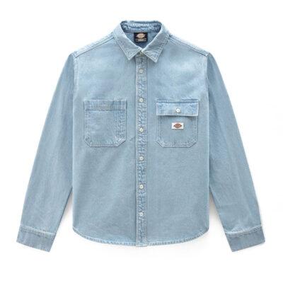 Dickies - Kibler Shirt - Aged Blue