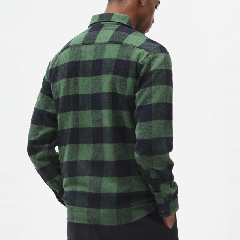 Dickies - Sacramento Shirt - Pine Green