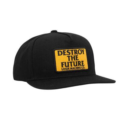Loser Machine - Destroy The Future Cap - Black